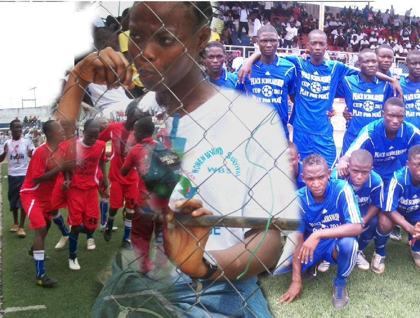 PEACE CUP TOURNAMENT, Monrovia, Liberia: April 4th, 2011